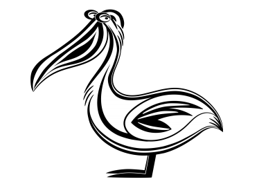 Clipart Pelican Icons Png