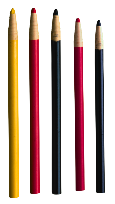 Color Pencil Varieties Png Free PNG Images