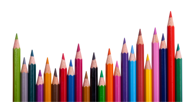 High Quality Color Pencils Png Free PNG Images