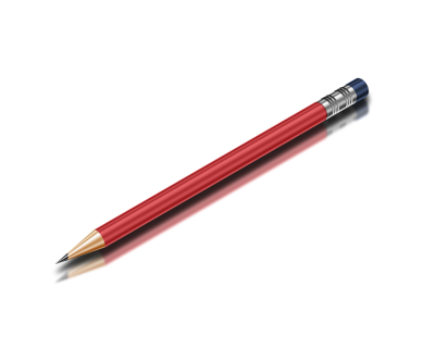 Red Lead Pencil Png Hd PNG Images