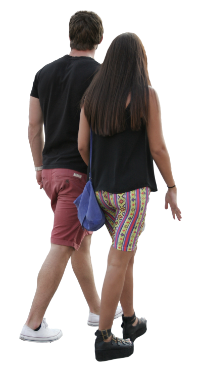 People Couple Free Download Transparent PNG Images