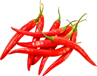 Pepper Simple PNG Images