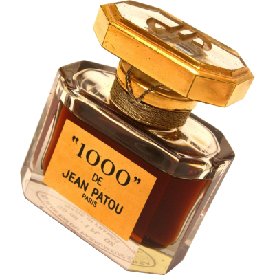 1000 DE Jean PATOU Paris Perfume Transparent Background PNG Images