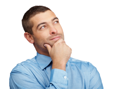 Thinking Person Png Free Download, Male PNG Images
