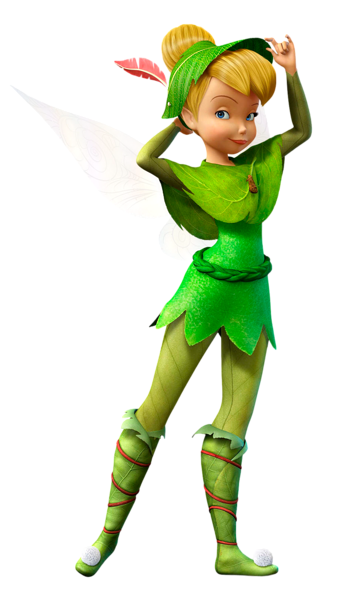 Cartoon Girl Peter Pan Png PNG Images