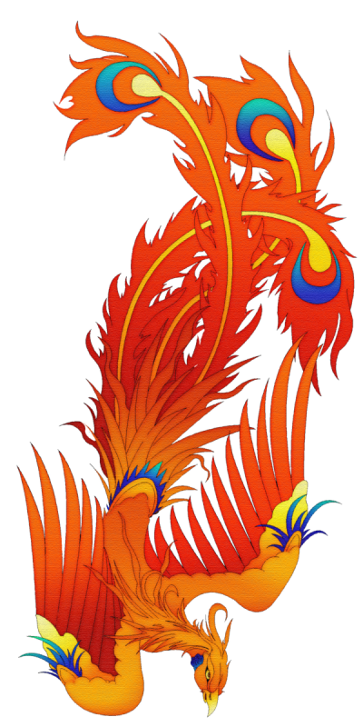 Phoenix Tattoos Background
