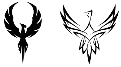 Phoenix Tattoos Free Download PNG Images