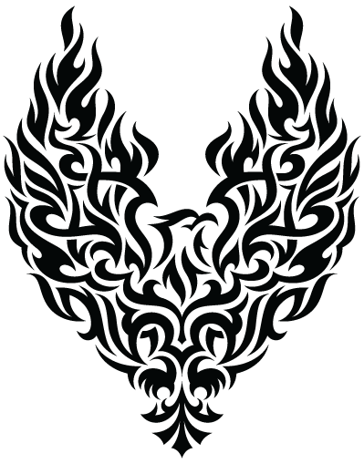 Phoenix Tattoos Free PNG PNG Images