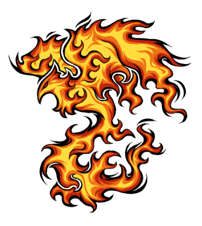 Png HD Phoenix Tattoos Photo PNG Images