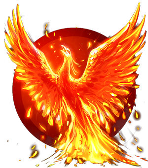 Phoenix Fire Bird Free Cut Out PNG Images