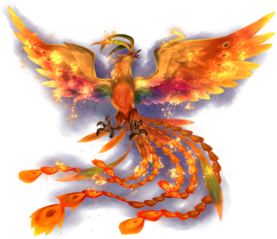 Phoenix Clipart PNG Photos