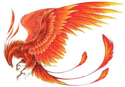 Flying Phoenix High Quality PNG PNG Images