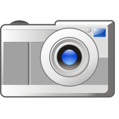 Photo Camera PNG Icon