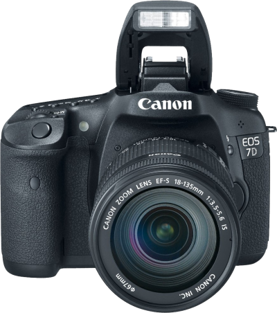 Photo Camera Clipart PNG File