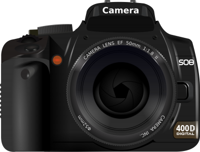 Photo Camera Cut Out Png PNG Images