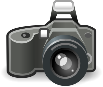 Photo Camera Symbol Free Transparent Png