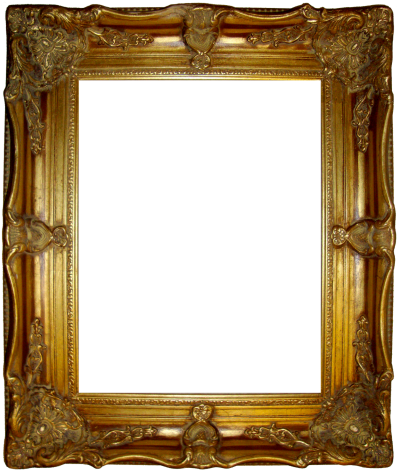 Gold Antique Photo Frame Transparent Hd PNG Images