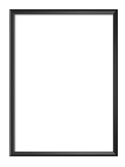 Simple Black Frame Png Hd PNG Images