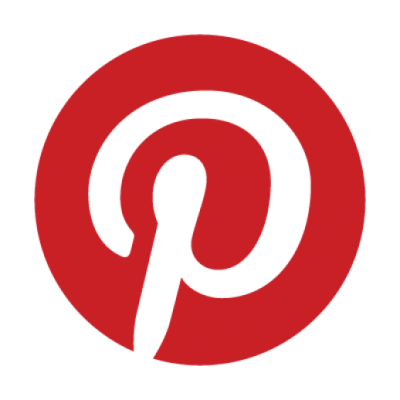 Pinterest Icon Logo Vector Images