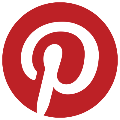Pinterest Red Play Logos Images PNG Images