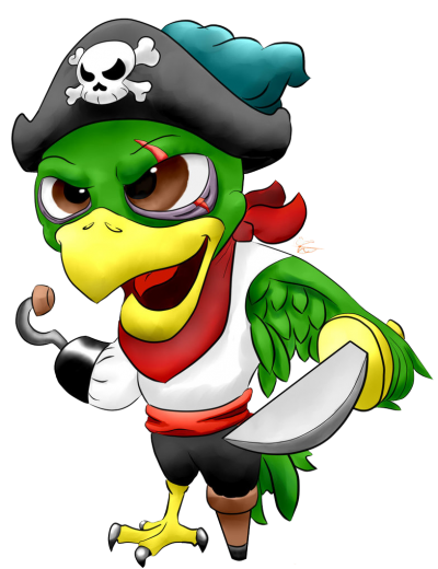Pirate Parrot PNG Picture PNG Images