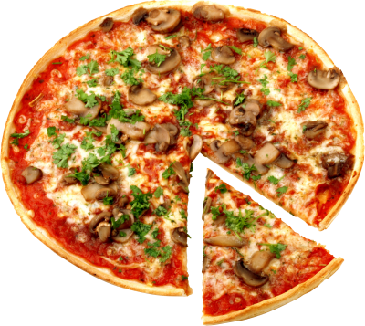 Missing A Slice Pizza Hd Background Picture, its Varieties PNG Images