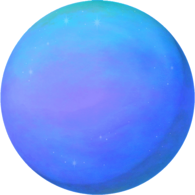 Blue Abstract Neptune Planet Png Picture Download PNG Images