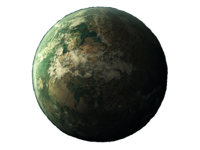 Green World Planet Transparent Download PNG Images