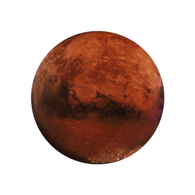Red Mars Planet Free Png icon PNG Images