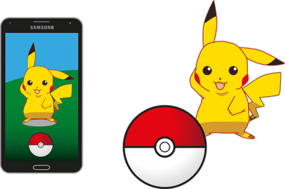 Pokemon Go Image PNG Images