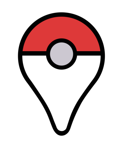 Pokemon Go Pin Background PNG Images