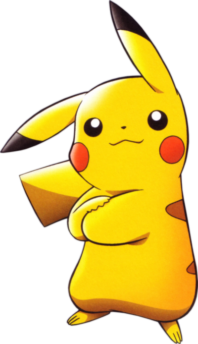 Pokemon Vector PNG Images