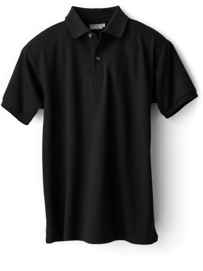 Black Polo Shirt Download PNG PNG Images