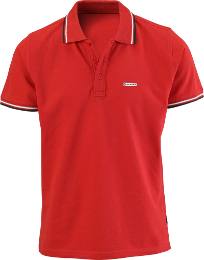 Red Mens T-shirt, Polo Scott T-shirt PNG Image Hd PNG Images