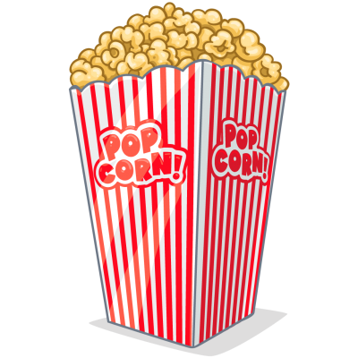 Popcorn Png PNG Images