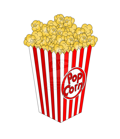 Popcorn Images PNG PNG Images
