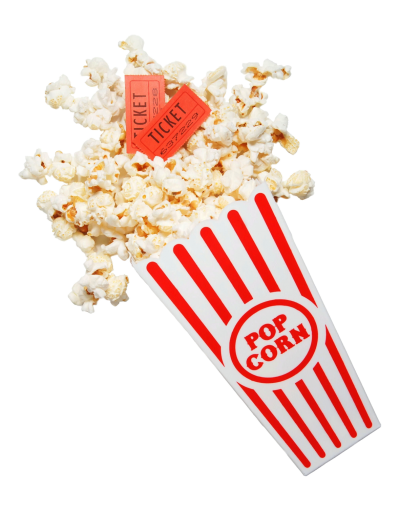 Popcorn HD Image PNG Images