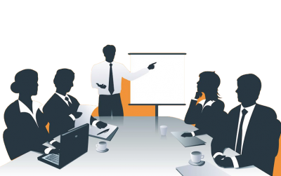 Presentation Cut Out PNG Images