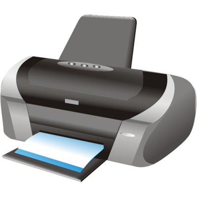 Printer Clipart PNG Images