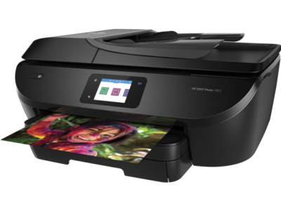 HP Envy Photos Printer Transparent