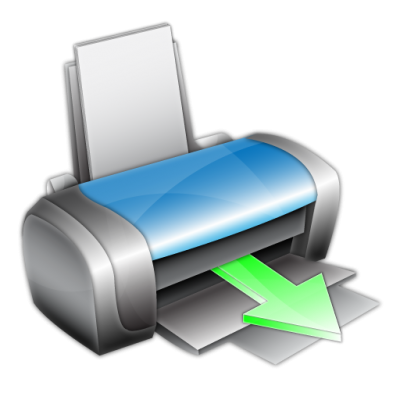 Printer Free Cut Out PNG Images