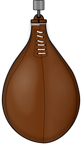Punching Bag, Colored Bag, Classic Boxing Bag, Clip Art At Png PNG Images