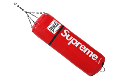 Red Bags, Supreme, Everlast Leather, Heavy Bag, Pictures PNG Images