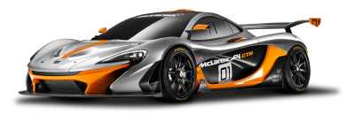 Mclaren Race Transparent Image PNG Images