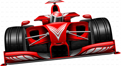 Formula 1 Red Race Car Photos PNG Images