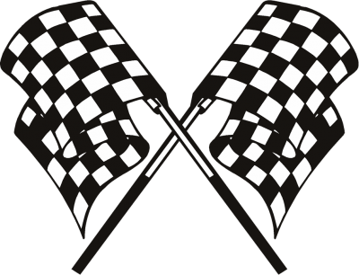 Race Flag Clipart Image PNG Images