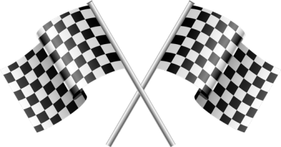 Track Races Flag Images