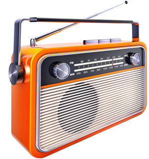 PNG Radio Photos Clipart