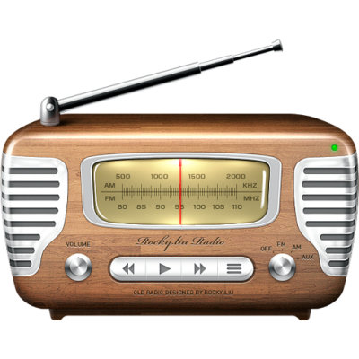 Radio Picture PNG Images