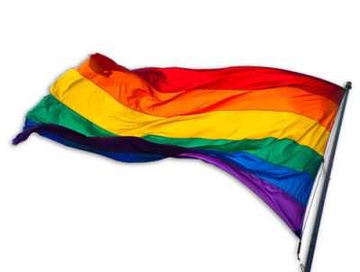 Colorful Rainbow Flag Png